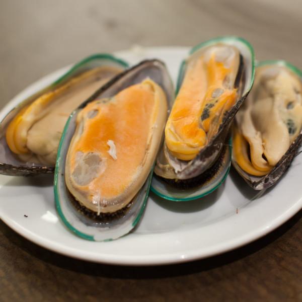 Mussels Greenshell