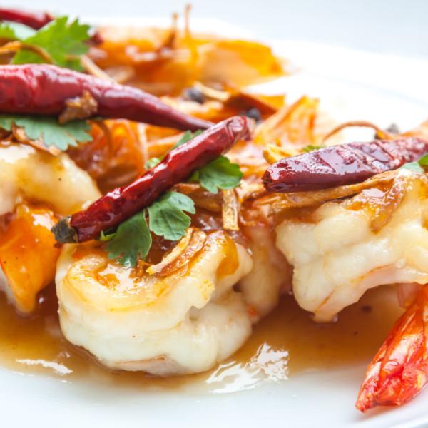 Shrimp Vannamei P&D Tail-On